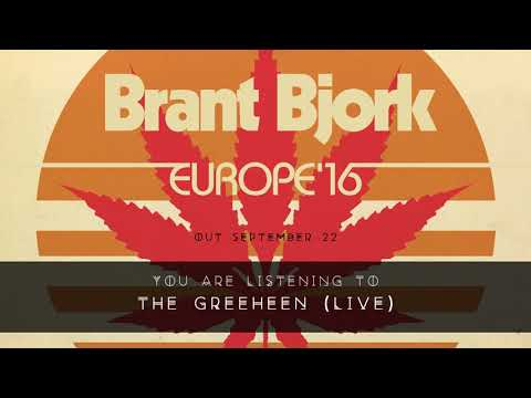 BRANT BJORK - The Greeheen (live) (Official Audio) | Napalm Records