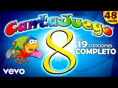 CantaJuego - Cantajuegos Volumen 8 Completo