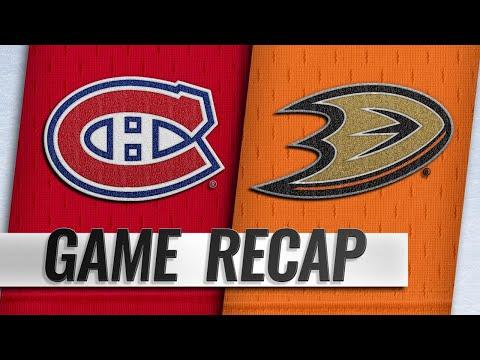 Henrique, Terry power Ducks past Canadiens
