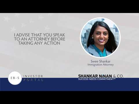 The EB-5 Program for India's Investors with Swee Shankar