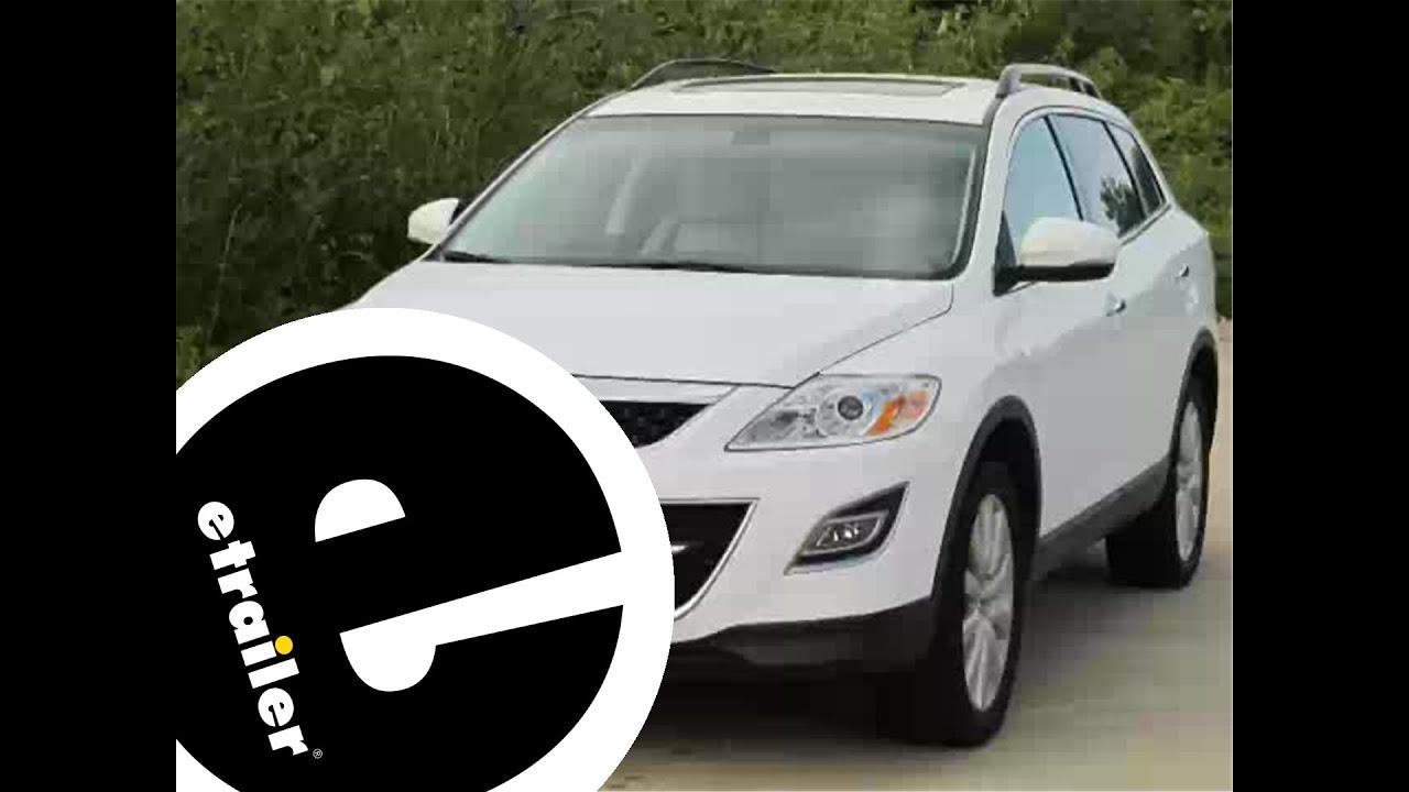 Trailer Wiring Harness Installation - 2010 Mazda CX-9 - etrailer.com ...