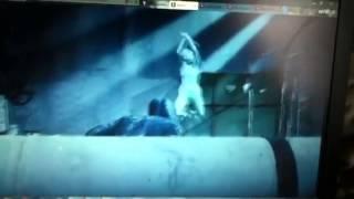 Mercury man fight scene
