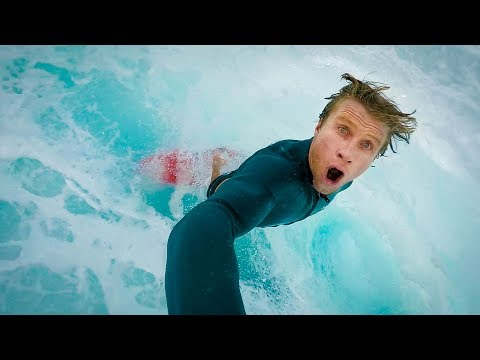GoPro: Surfing with Mark Healey - Ep. 1 -