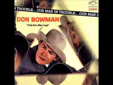 Don Bowman - 500 Miles The Wrong Way