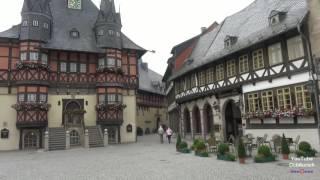 Harz Stadtrundgang Wernigerode sightseeing tourisme historische Stadtführung Wernigerode