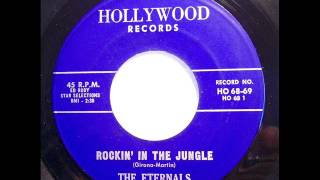 Rockin In The Jungle -  Eternals