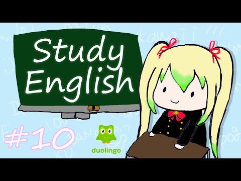 【#Vtuber】英語の勉強するな! Study English!#10【#banalive】