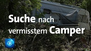 Nach Unwetter in Frankreich: Zeltlager-Betreuer vermisst