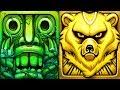 Temple Run 2 Lost Jungle VS Spirit Run Android iPad iOS Gameplay #1