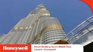 Smart Building Score Middle East Launch | Honeywell