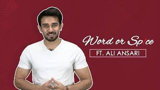 Word OR Spice   Ali Ansari   Teaser   HUM TV   HUM Spotlight