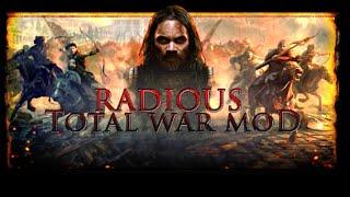 Total War: ATTILA - Демонстрация Radious Blood Mod