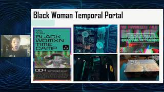 Black Quantum Futurism: CPT Symmetry and Violations
