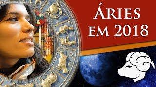 ÁRIES 2018 - HORÓSCOPO ÁRIES 2018 - PREVISÃO ÁRIES 2018 - POR PAULA PIRES