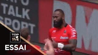 TOP 14 - Essai Semi RADRADRA (RCT) - Toulon - Montpellier - J24 - Saison 2017/2018