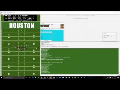 SFFRL: Wildcard Weekend - Houston Texans vs. Denver Broncos