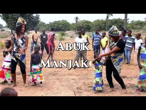 Abuk Mandjakou - Silvestre Gomes Officiel Video
