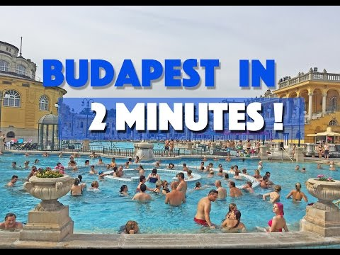 Budapest in 2 minutes!