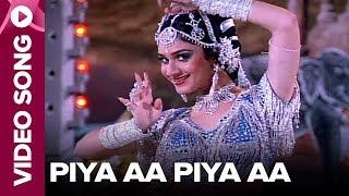 Piya Aa Piya Aa (Video Song) Bewafai Meenakshi Sheshadri
