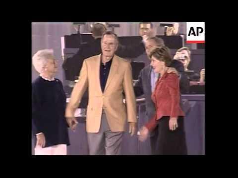 Former President Celebrates 80th Birthday