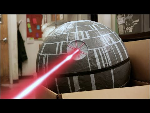 Chad Vader's Death Star Mistake