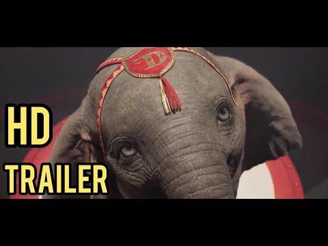 Дамбо / Dumbo | Эксклюзивный трейлер (2019) Тим Бёртон
