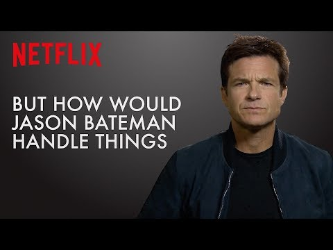 What Would Jason Bateman Do? | Ozark | Netflix