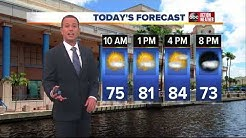 Florida's Most Accurate Forecast with Jason on Sunday, November 5, 2017
