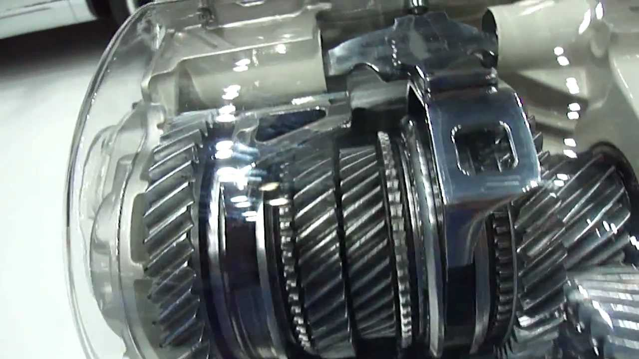 Common Faults in the 6-Speed DSG Automatic Transmission