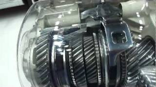 Volkswagen DSG -- 6 Speed Dual Clutch Gearbox