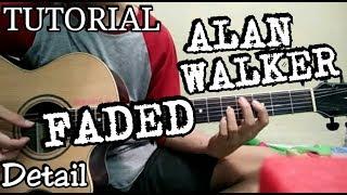 Belajar Gitar Alan Walker - Faded