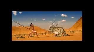 Arjun, The Warrior Prince Movie - Daanav song