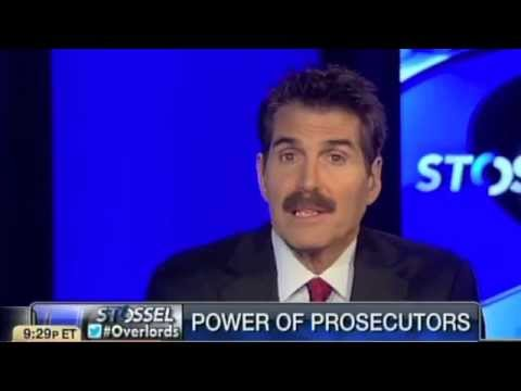 John Stossel - The Power Of Prosecutors