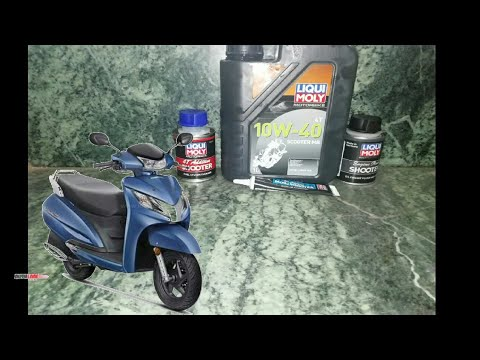 LIQUI MOLY PERFORMANCE PACK FOR SCOOTERS....