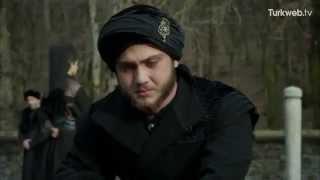 Великолепный век - Шехзаде Баязид на похоронах шехзаде Мустафы