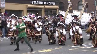 2013 Philadelphia Mummers Parade Highlights