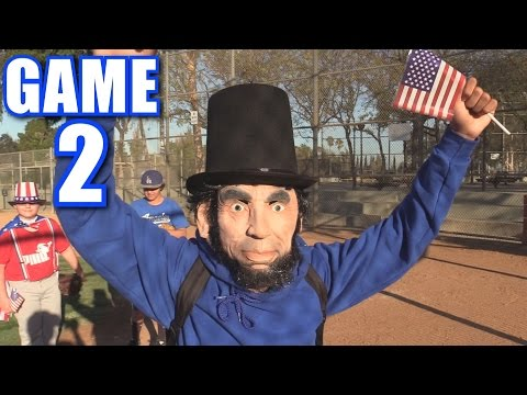 ELECTION DAY SPECIAL! | Offseason Softball League | Game 2