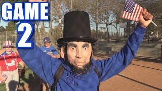 ELECTION DAY SPECIAL!   Offseason Softball League   Game 2 thumbnail