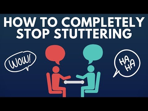 How To Completely Stop Stuttering Mp3