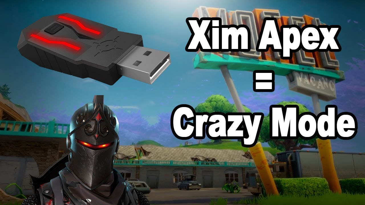 Mouse Aim Assist Aimbot Ps4 Vs Pc Fortnite Xim Apex Gameplay