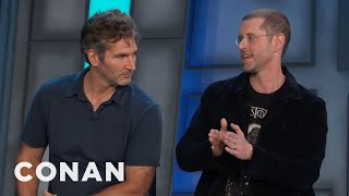 "David Benioff & D.B. Weiss: ""Game of Thrones"" Can Be Dangerously Close To Monty P...  - CONAN on TBS"