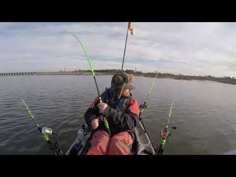 Catfishing John H Kerr Dam