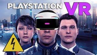 PS VR (Playstation VR) на PS4 , СТОИТ ЛИ ПОКУПАТЬ?