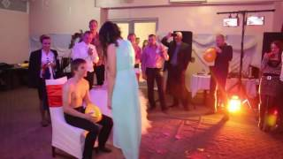 Пошлый и смешной свадебный конкурс  Гости в восторге