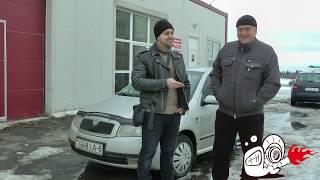 Чип-тюнинг Skoda Fabia 1.4MPI
