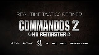 Real Time Tactics Refined - [Commandos 2 HD/Praetorians HD] Featurette (ESRB)