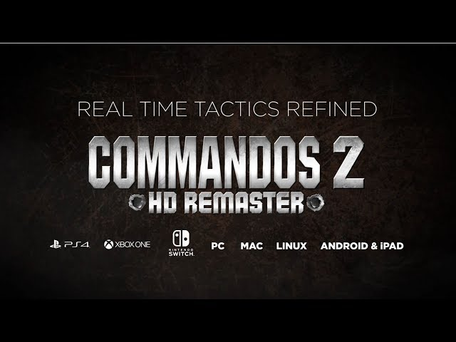 Real Time Tactics Refined - [Commandos 2 HD/Praetorians HD] Featurette (ESRB)