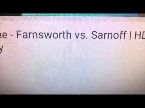 ( Omg , It's Good ) American Genius Online - Farnsworth vs. Sarnoff | HD National Geographic |