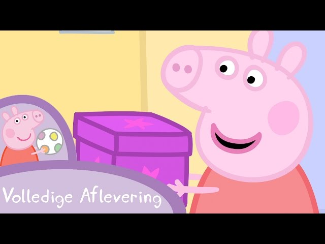 Peppa Pig Nederlands Compilatie Nieuwe Afleveringen | Geheim | Tekenfilm | Peppa de Big