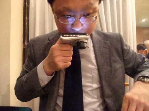 GEDC3535 2015.05.29 nikkei ashahi at ichoigaya koujimachi chimuny with radio and TV